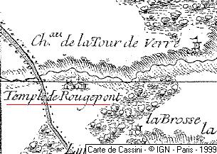 Domaine du Temple de Rougepont