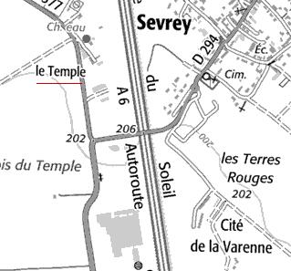 Domaine du Temple de Sevrey