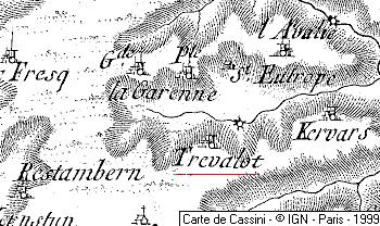 Domaine du Temple de Trévalot