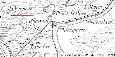 Domaine du Temple de La Vernède
