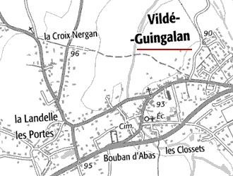 Domaine du Temple de Vildé-Guingalan