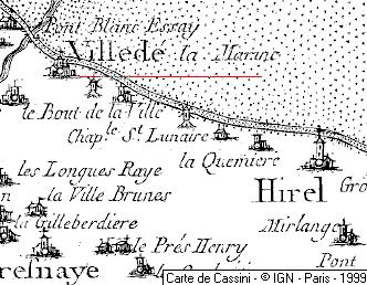 Domaine du Temple de Vildé-la-Marine