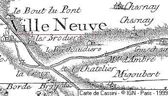 Hôpital de Villeneuve-sur-Beuvron