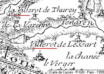 Domaine du Temple de Villerot