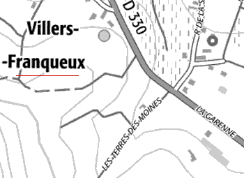 Domaine du Temple de Villers-Franqueux