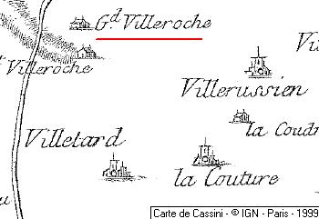 Domaine du Temple de Villetroche