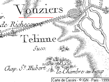 Domaine du Temple de Vouziers