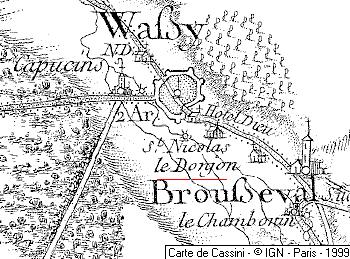 Domaine du Temple de Wassy