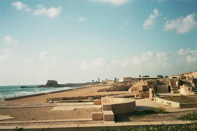 Vestiges médiévaux de Césarée