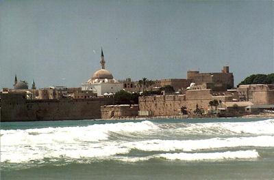 Remparts de Saint-Jean d'Acre