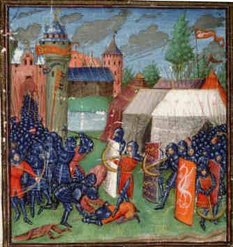Guillelmus Tyrensis Livre d'Eracles vers 1440-1445