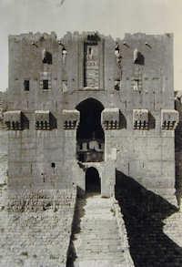 Citadelle d'Alep