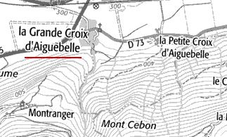 Domaine du Temple de Aiguebelle