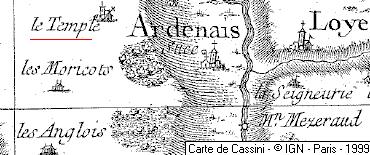 Domaine du Temple d'Ardenais