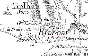 Domaine du Temple de Billom