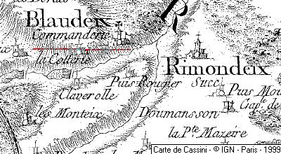 Domaine du Temple de Blaudeix