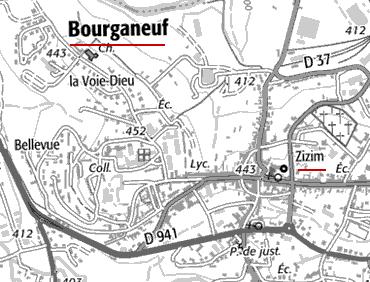 Hôpital de Bourganeuf