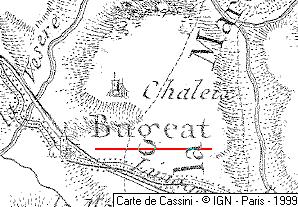 Domaine de L'Hôpital de Bugeat