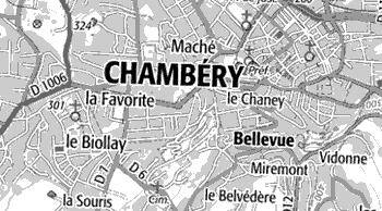 Domaine du Temple de Chambéry