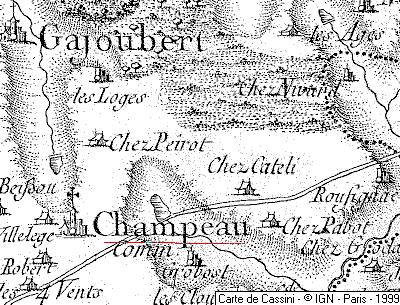 Domaine du Temple de Champeaux
