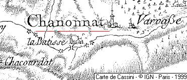 Domaine du Temple de Chanonat