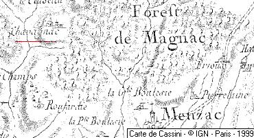 Domaine du Temple de Chavagnac