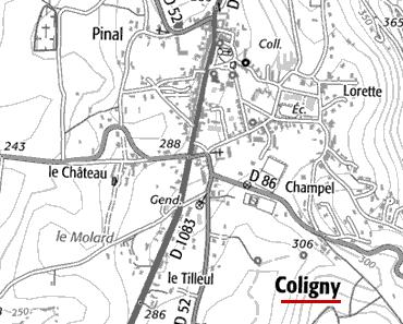 Hôpital de Coligny