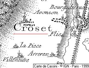 Domaine du Temple de Crozet