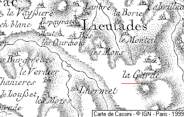 Domaine du Temple de Garde Roussillon