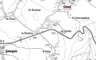 Domaine du Temple Gland
