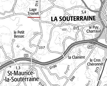 Hôpital de L'Age-Troinet