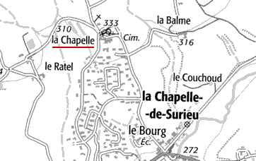 Domaine du Temple de La Chapelle