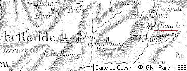 Domaine du Temple de Larodde