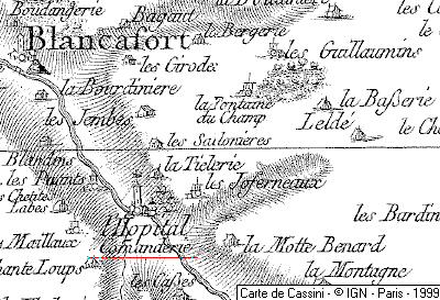 Domaine du Temple de Fresne