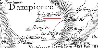Domaine du Temple la Métairie