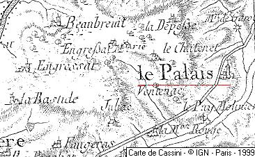 Domaine du Temple Le Palais