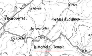 Domaine de Monteil-au-Temple