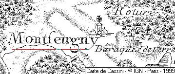 Domaine du Temple de Montseugny