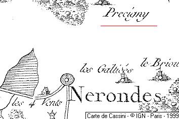 Domaine du Temple de Précilly
