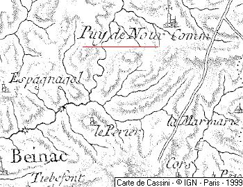Domaine du Temple de Puy-de-Noix
