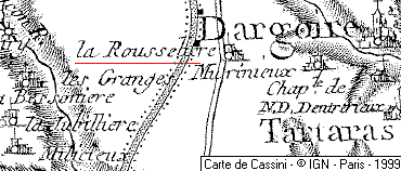 Hôpital La Roussillière