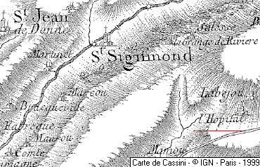 Domaine de L'Hôpital Saint-Jean-de-Donne