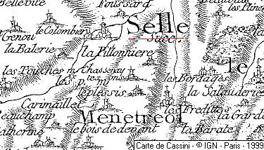 Hôpital de Selles-sur-Nahon