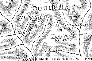 Hôpital de Soudeilles