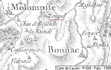 Domaine du Temple de Tampel