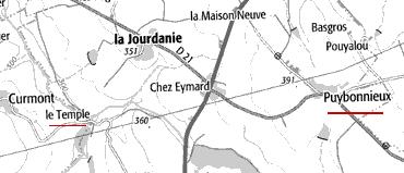 Domaine du Temple de Puybonieux