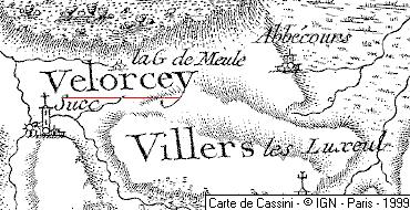 Hôpital de Velorcey