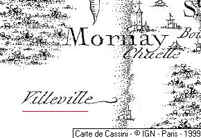 Domaine du Temple de Villeville