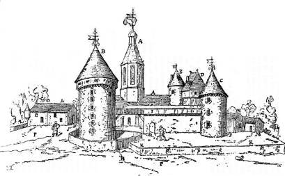 Château de Bourganeuf