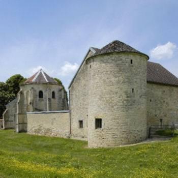 Chapelle de la commanderie d'Epailly